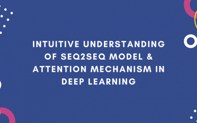 Intuitive Understanding of Seq2seq model & Attention Mechanism in Deep Learning